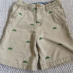 ✨3/21$ 3T Children's Place Embroidered Dino Chinos